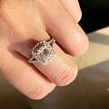 只求大的话,4000块钱能买到什么样的钻石?