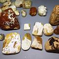 瓷白蜜弥勒白金貔貅原石扣子吊坠挂件