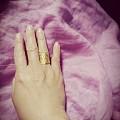 多年前款:鱼形戒指