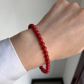 天然红珊瑚套装,送礼自留