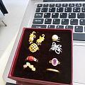 暮光耳钉(已出),水果坠,素华竹,5分排钻手链