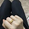 新戒指,两个都好喜欢啊