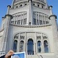 芝加哥一路向北——巴哈伊神庙