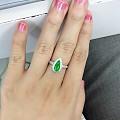 新入的小绿绿绿绿绿戒指,留不留呢