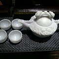 会友翡翠代购:完美茶壶五件套