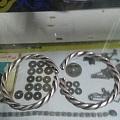 这一对说是老银,60多克,8块一克,值吗