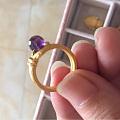 代工justgold 平衡戒指