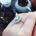 可爱的小熊Cameo浮雕戒指,有喜欢的吗?