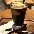 咖啡时间,晚风悠闲