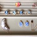 Cameo浮雕精品首饰,新鲜出炉,有喜欢的吗?