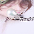 珍珠在人们心目中象征着健康、安宁与富贵,国际宝石界把珍珠列为六月生辰的幸运石。