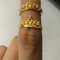 潮家👑戒指VS钻石快线👑戒指