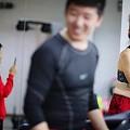 73岁中国最美奶奶健身13年