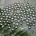 翡翠戒面精选106颗高冰种起荧光小蛋面
