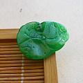 【玉缘雅轩】6.28好种满色艳绿连年有余,微信yyyx666