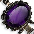 「受詛咒的」紫水晶→大英自然史博物館展