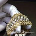 表姐说她结婚要买一个这个款的戒指,确实够大气,我跟她说跟你未来老公商量去