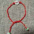 第一次编手绳