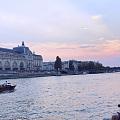 饭后在塞纳河畔散了个步