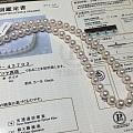 天女珍珠项链