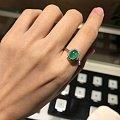 给客人订制个戒指