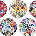 """""""鬼才""""村上隆的太阳花,是代表亚洲青年取向的新波普艺术!"""