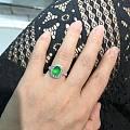 目前最满意的一个戒指