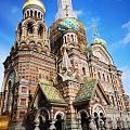 俄罗斯游-圣彼得堡1