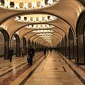 莫斯科-地铁半日游