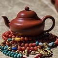 关于大红袍和各产地朱泥壶颜色对比