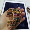 线绕编织手镯手链和戒指