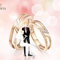 女士戒指款式 女士钻石戒指款式