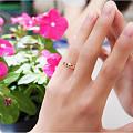 三种求婚戒指戴法 告诉你求婚的意义