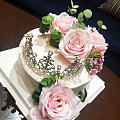 以后给女人送生日礼物一个蛋糕就都搞定啦