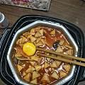 今晚番茄牛肉自热锅