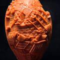 橄榄核雕名家之——章其林核雕