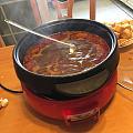 买了个神锅,太好用了,火锅,烧烤都是我的最爱