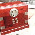 小叶紫檀红木中式珠宝首饰收纳盒
