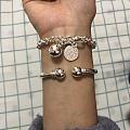 饶蒜➕珍珠链,哪个好看呀~