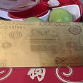 这种金钞可以用来当金料吗?写着999纯度
