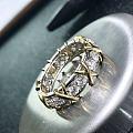 钻石戒指欣赏