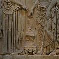古罗马的石雕