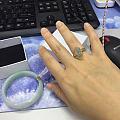 刚刚收到的戒指💍