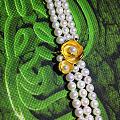 手残党也有春天~黄金和珍珠是绝配的