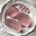 粉晶随形莫粉原石