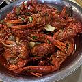 为了吃小龙虾,路上来回花费了3小时,不容易呀!