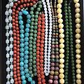 20190425 各种玉石项链 毛衣链