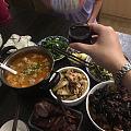 豪华版过周末,今天去妈妈家,爸妈做的一桌好菜,长胖也是幸福