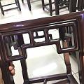 【喜欢家具的来看看】苏作·嵌云石玲珑茶台
