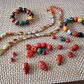 你们喜欢穿珠子,有事没事自己捣鼓吗?南红、和田、绿松、翡翠、玛瑙、金子,我觉...